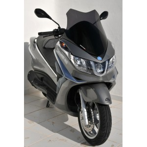 pare brise sport X 10 125 IE/350 IE/500 EXECUTIVE  13/17 Pare brise sport Ermax X 10 125 IE/350 IE/500 EXECUTIVE 2013/2017 PIAGGIO SCOOT EQUIPEMENT SCOOTERS