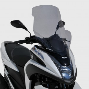 high protection windshield 125/155 TRICITY 2014/2017 High protection windshield Ermax TRICITY 125/155 2014/2019 YAMAHA SCOOT SCOOTERS EQUIPMENT