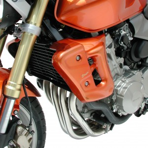 cooling air scoops CB 600 HORNET 98/2002 Cooling air scoops Ermax CB 600 HORNET N 1998/2002 HONDA MOTORCYCLES EQUIPMENT