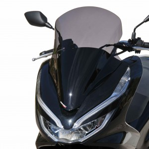 high protection windshield PCX 125/150 2018/2020 High protection windshield Ermax PCX 125/150 2018/2020 (with ABS) HONDA SCOOT SCOOTERS EQUIPMENT