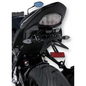 Ermax plate holder GSR 750 2011/2015 Plate holder Ermax GSR 750 / GSX-S 750 2011/2016 SUZUKI MOTORCYCLES EQUIPMENT