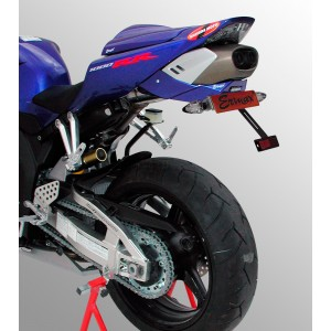 support de plaque CBR 1000 RR 2004/2007