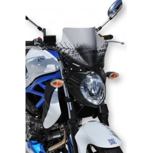 Ermax nose screen Gladius 2009/2015 Nose screen Ermax SVF GLADIUS 2009/2015 SUZUKI MOTORCYCLES EQUIPMENT