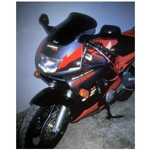 bolha proteção máxima CBR 600 F 95/98 Bolha proteção máxima Ermax CBR 600 F 1995/1998 HONDA EQUIPAMENTO DE MOTOS