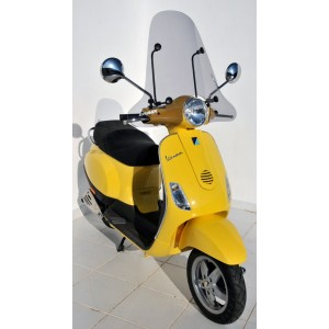 pare brise classico  LX 2009/2012 Classico® windshield Ermax VESPA LX 50/125 VESPA SCOOT SCOOTERS EQUIPMENT