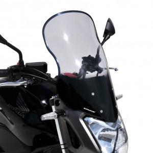 bolha proteção máxima NC 750 S 2016/2020 Bolha proteção máxima Ermax NC 750 S 2016/2020 HONDA EQUIPAMENTO DE MOTOS