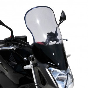 bulle haute protection NC 750 S 2016/2018 Bulle haute protection Ermax NC 750 S 2016/2019 HONDA EQUIPEMENT MOTOS
