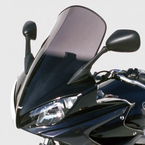 high protection screen FZ6/FZ6 FAZER/S2 2004/2007 High protection screen Ermax FZ6 FAZER 2004/2007 YAMAHA MOTORCYCLES EQUIPMENT