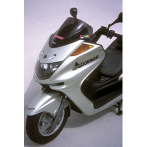 bulle aéromax   MAJESTY 250 2001/2006 Bulle aéromax Ermax MAJESTY 250 2001/2006 YAMAHA SCOOT EQUIPEMENT SCOOTERS