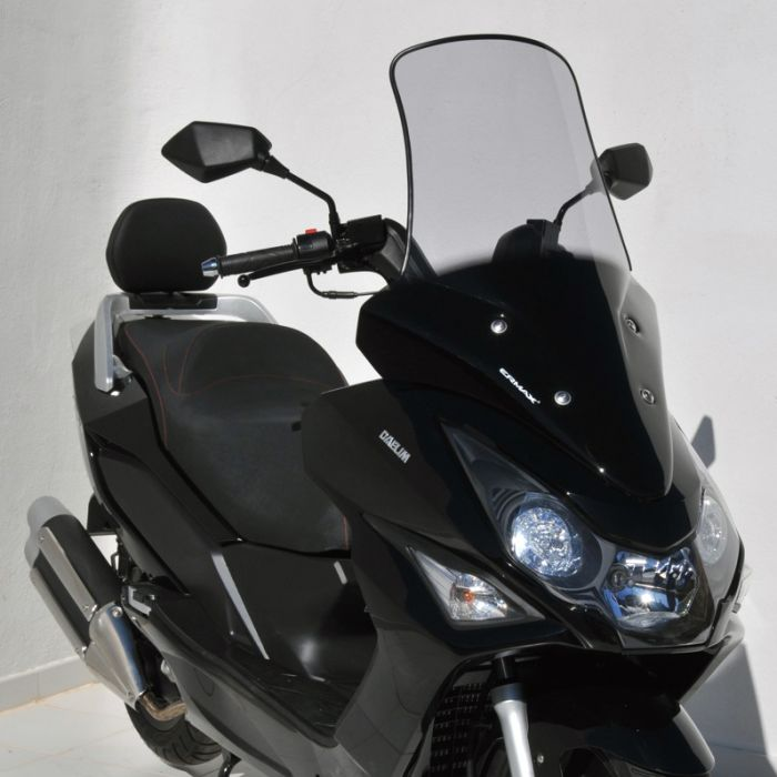 high protection windshield DAELIM 125 S3 TOURING  2011/2016