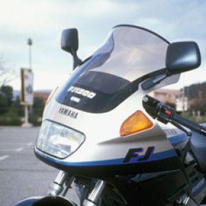 bulle haute protection FJ 1200 1991/1999 Bulle haute protection Ermax FJ 1200 1991/1999 YAMAHA EQUIPEMENT MOTOS