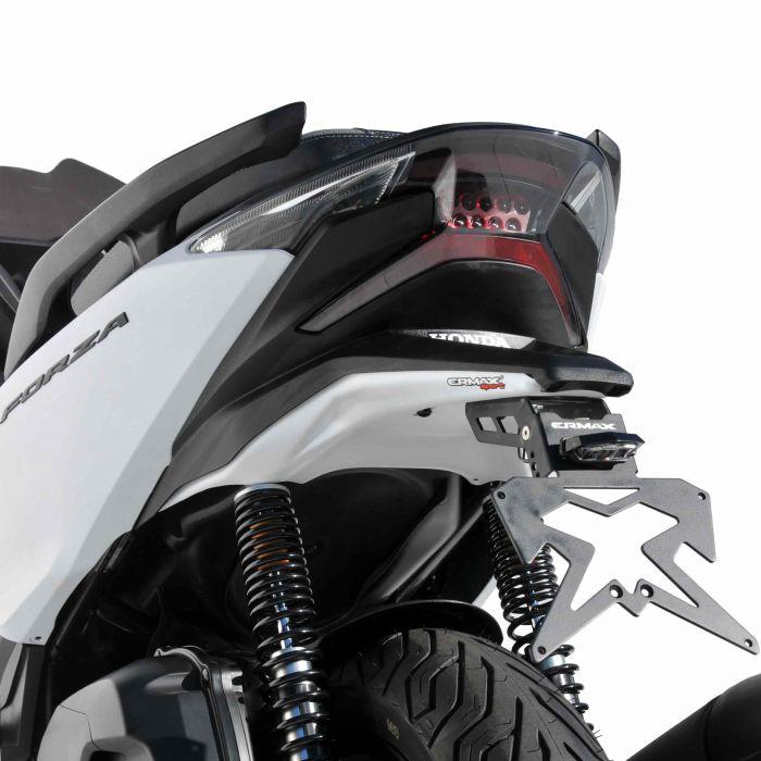nouveaux produits pour invaincu x aspect esthétique Ermax - passage de roue forza 125 2018/2019