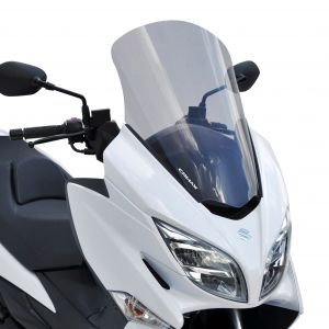 windshield original size BURGMAN 400 2017/2019 Windshield original size Ermax 400 BURGMAN 2017/2019 SUZUKI SCOOT SCOOTERS EQUIPMENT