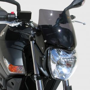 high protection windshield GSR 600 2006/2011 High screen 2008/2011 Ermax GSR 600 2006/2011 SUZUKI MOTORCYCLES EQUIPMENT