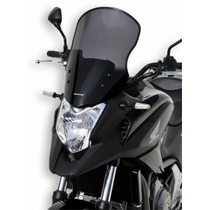 Ermax flip up screen NC 700/750 X 2012/2015 High screen Ermax NC 700/750 X 2012/2015 HONDA MOTORCYCLES EQUIPMENT