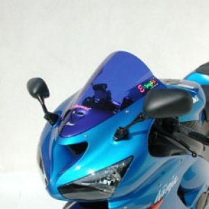 cúpula aeromax ZX 6 R/RR 2005/2008 & ZX 10 R 2006/2007 Cúpula Aéromax Ermax ZX 6 R 2007/2008 KAWASAKI EQUIPO DE MOTO