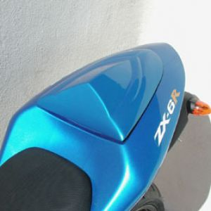 seat cowl ZX 6 R/RR 2005/2008 & ZX 10 R 2006/2007 Seat cowl Ermax ZX 6 R 2005/2006 KAWASAKI MOTORCYCLES EQUIPMENT