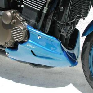 belly pan ZRX 1100/1200 R 98/2000 Belly pan Ermax ZRX 1200 S 2001/2005 KAWASAKI MOTORCYCLES EQUIPMENT