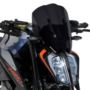 saute vent 790 DUKE 2018/2019 Saute vent Ermax 790 DUKE 2018/2019 KTM EQUIPEMENT MOTOS