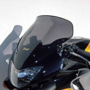 bolha proteção máxima CBR 600 F 1999/2000 Bolha proteção máxima Ermax CBR600F 1999/2000 HONDA EQUIPAMENTO DE MOTOS