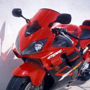 original size screen CBR 600 F 2001/2007 Original size screen Ermax CBR600F 2001/2007 HONDA MOTORCYCLES EQUIPMENT