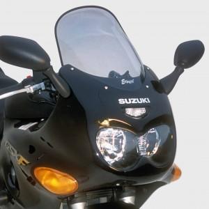 Ermax : Bulle haute protection GSXF 750 Bulle haute protection Ermax GSX 750 F 1998/2007 SUZUKI EQUIPEMENT MOTOS