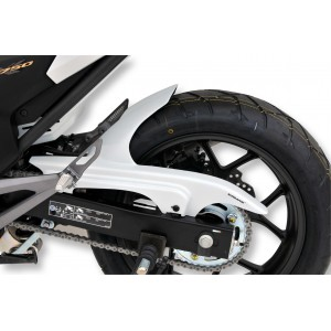 Ermax rear hugger NC 700/750 X 2012/2015 Rear hugger Ermax NC 700/750 X 2012/2015 HONDA MOTORCYCLES EQUIPMENT