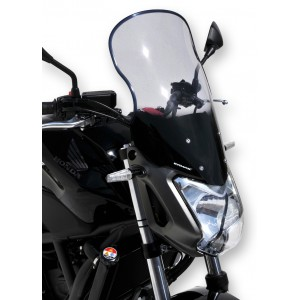 Ermax flip up screen NC 700/750 S 2012/2015 High screen Ermax NC 700/750 S 2012/2015 HONDA MOTORCYCLES EQUIPMENT