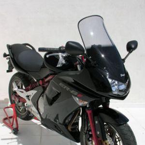 bolha proteção máxima ER 6 F 2006/2008 Bolha proteção máxima Ermax ER 6 N/F 2006/2008 KAWASAKI EQUIPAMENTO DE MOTOS