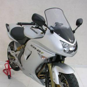 bolha tamanho de origem ER 6 F 2006/2008 Bolha tamanho de origem Ermax ER 6 N/F 2006/2008 KAWASAKI EQUIPAMENTO DE MOTOS