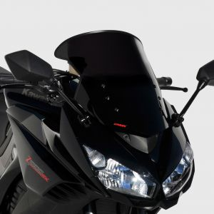 original size screen Z 1000 SX 2011/2016 Original size screen Ermax Z1000SX / NINJA 1000 2011/2016 KAWASAKI MOTORCYCLES EQUIPMENT