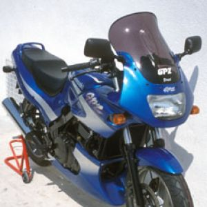 bolha proteção máxima GPZ 500 S 1994/2000 Bolha proteção máxima Ermax GPZ 500 S 1994/2000 KAWASAKI EQUIPAMENTO DE MOTOS