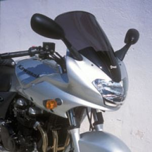 high protection windshield ZR 7 N/S 99/2003 High screen + 10cm Ermax ZR 7 S 2001/2003 KAWASAKI MOTORCYCLES EQUIPMENT