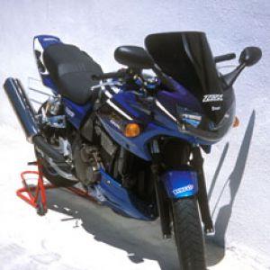 bulle haute protection ZRX 1200 S 2001/2005 Bulle haute + 10cm Ermax ZRX 1200 S 2001/2005 KAWASAKI EQUIPEMENT MOTOS