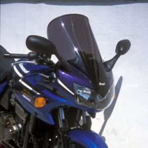 bulle haute protection ZRX 1200 S 2001/2005 Bulle haute + 15cm Ermax ZRX 1200 S 2001/2005 KAWASAKI EQUIPEMENT MOTOS