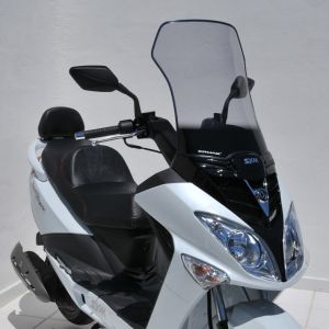 high protection windshield JOYRIDE 125 / 200 I 2010/2016 High protection windshield Ermax JOYRIDE 125 / 200 I 2010/2016 SYM SCOOT SCOOTERS EQUIPMENT
