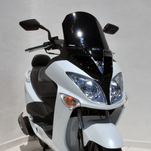 sport screen JOYRIDE 125 / 200 I 2010/2016 Sport windshield Ermax JOYRIDE 125 / 200 I 2010/2016 SYM SCOOT SCOOTERS EQUIPMENT