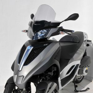 high protection windshield MP3 125/300 YOURBAN 2011/2017 High protection windshield Ermax MP3 125/300 YOURBAN 2011/2017 PIAGGIO SCOOT SCOOTERS EQUIPMENT