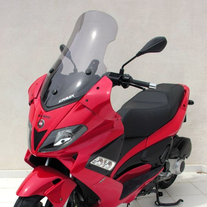 high protection windshield NEXUS 125/250/500 2004/2020