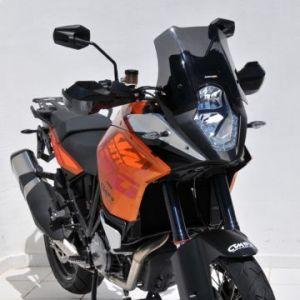 bolha esportiva 1050 Adventure 2015 Bolha esportiva Ermax 1050 Adventure 2015 KTM EQUIPAMENTO DE MOTOS