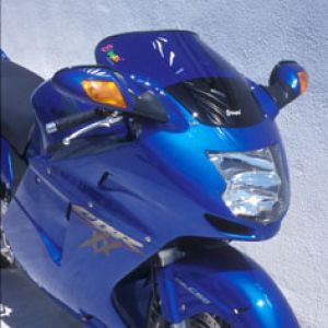 original size screen CBR 1100 XX 96/2007 Original size screen Ermax CBR 1100 XX 1996/2007 HONDA MOTORCYCLES EQUIPMENT