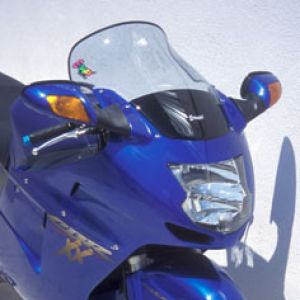 high protection windshield CBR 1100 XX 96/2007 High protection screen Ermax CBR 1100 XX 1996/2007 HONDA MOTORCYCLES EQUIPMENT