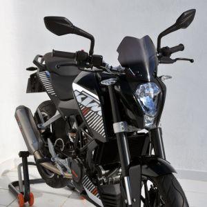 nose screen 125 DUKE 2011/2014 Nose screen Ermax 125 DUKE 2011/2014 KTM MOTORCYCLES EQUIPMENT
