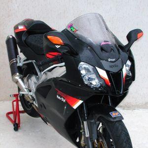 bulle aéromax   RSV 1000 /R et Factory 2004/2008 Bulle Aéromax Ermax RSV 1000 / R / Factory 2004/2008 APRILIA EQUIPEMENT MOTOS