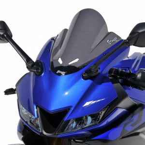 bulle aéromax   YZF R 125 2019 Bulle Aéromax Ermax YZF R 125 2019 YAMAHA EQUIPEMENT MOTOS