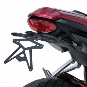 Ermax : Suporte de placa CB650R Suporte de placa Ermax CB650R 2019/2020 HONDA EQUIPAMENTO DE MOTOS
