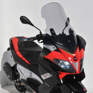 high protection windshield SR MAX 125/300 2011/2017 High protection windshield Ermax SR MAX 125/300 2011/2018 APRILIA SCOOT SCOOTERS EQUIPMENT