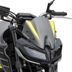 nose fairing MT 09(FZ 9) 2017/2020 Nose fairing Ermax MT-09 / FZ-09 2017/2020 YAMAHA MOTORCYCLES EQUIPMENT
