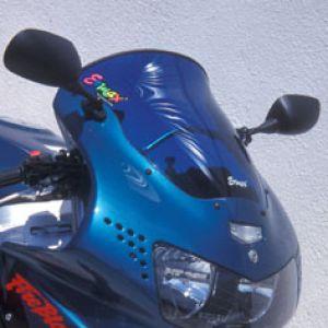 bolha proteção máxima CBR 900 R 98/99 Bolha alta Ermax CBR900R 1998/1999 HONDA EQUIPAMENTO DE MOTOS