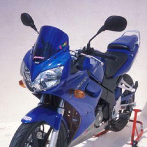 aeromax screen CBR 125 R 2004/2006 Aeromax screen Ermax CBR125R 2004/2006 HONDA MOTORCYCLES EQUIPMENT